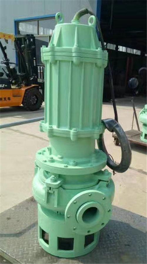 潜水泥沙泵